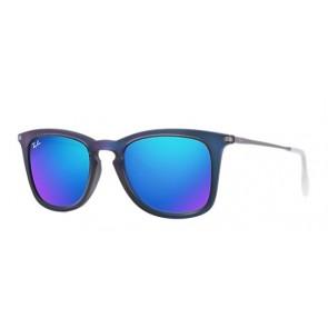 Shot blue rubber/Verde chiaro specchiato blu (617055)