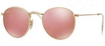 Oro opaco/Marrone specchiato rosa (112/Z2)