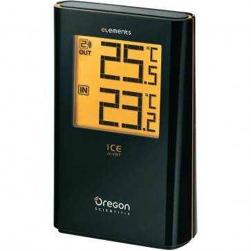 INDOOR /OUTDOOR THERMOMETER (NERO)