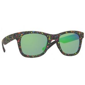 009-149-Multicolor/Verde specchiata multi layers