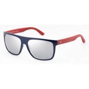 Blu.Rosso/Grigio specchiato argento (FEQ/3R)
