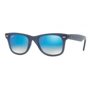 62324O- Blu/Blu Marrone Sfumato Specchiato