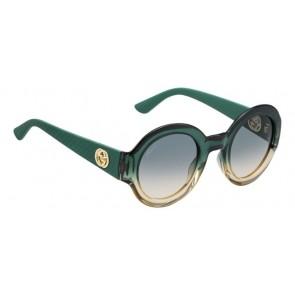 LVW(IE)-Verde sfumato/Blu beige