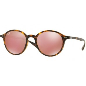 894/Z2-Havana opaco/Marrone chiaro specchiato rosa