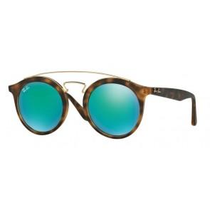 60923R-Havana opaco/Verde specchiato verde