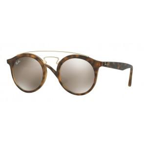 60925A-Havana opaco/Marrone opaco specchiato oro