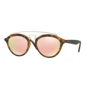 60922Y-Havana opaco/Marrone chiaro specchiato rosa