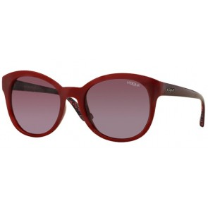 23408H-Rosso/Viola sfumato