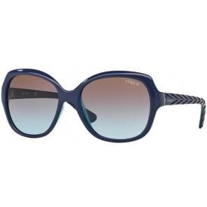 238348-Blu/Azzurro sfumato rosa sfumato marrone
