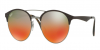 9006A8-Marrone/Argento Arancio Sfumato