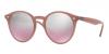 62297E-Rosa Antico/Rosa Argento Specchiato Sfumato