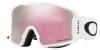 707021-MATTE WHITE/prizm inferno hi pink iridium